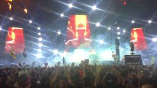 Excision- Throwing Elbows live