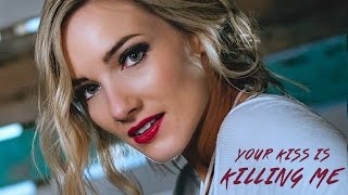 LEAH DANIELS - YOUR KISS IS KILLING ME - OFFICIAL MUSIC VIDEO