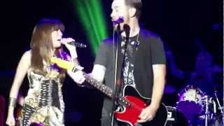 David Cook - Always be my Baby [from American Idol S7] (Live in Manila 2012)