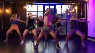 Routine reggaeton choreo by Lesssi - Cositas Locas