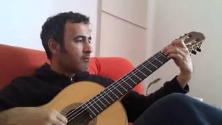 Sebebim Aşk-Seden Gürel-Gitar