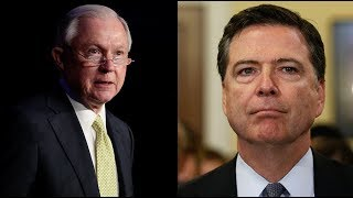 Sessions out to protect himself; Comey for Americans - fmr GA state rep