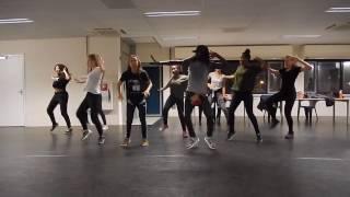 Omarion Distance- Choreography Antonio Bukhar