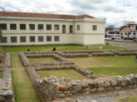 Geografia Sagrada Canari-Inca en Cuenca-Ecuador