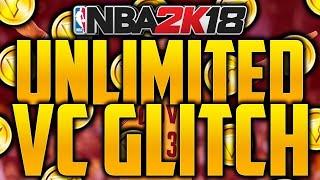 AFTER PATCH 3 GLITCH 20k VC IN 10 Minutes NBA 2k18 GLITC/METHOD