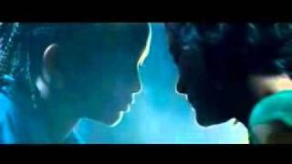 The Karate Kid 2010 Kissing Part