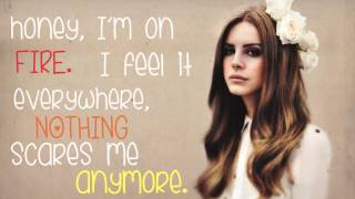 Summertime Sadness - Lana Del Rey vs Cedric Gervais LYRICS