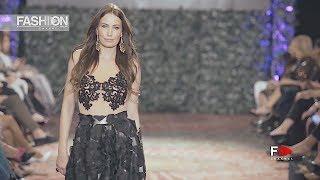 OLGA KARAVERVERIS - OPERA DIVAS Spring Summer 2019 25th AXDW Athens - Fashion Channel
