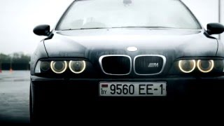 BMW M5 e39 Drifting HD
