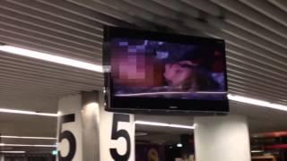 Porno en el aeropuerto de Lisboa - Sex Tape at Lisboa Airport