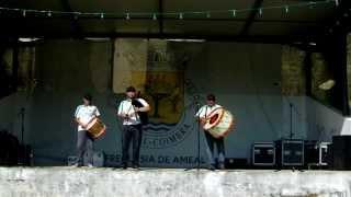 Boinas Pretas com Canção do Engate - António Variações