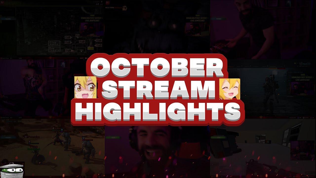 BeardedMuscle - (◕‿◕) Bearded Muscle - October HIGHLIGHTS!╰(▔∀▔)╯