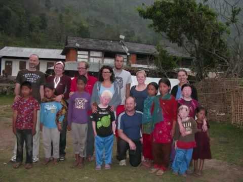 Nepal 2012. Karmalaya project in the Gorkha region of Nepal