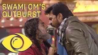 Swami Om's Shocking Outburst - Bigg Boss India | Big Brother Universe width=