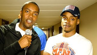 EXCLUSIVE Errol Spence: DONT CARE if Kell Brook is Overweight, I'LL STILL FIGHT!