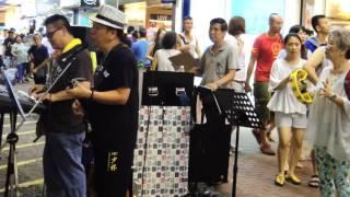 周雄先生   蔓莉  與電子琴師傅