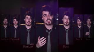 Panic! At The Disco - Death Of A Bachelor - A CAPPELLA Cover #DOABCOVER
