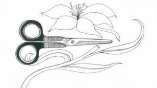 Cortando una flor de tu jardín