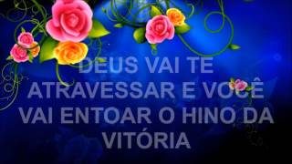 Hino da vitória - Cassiane (playback legendado)