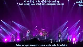 [LIVE] DAY6-  Freely/ Free하게 (Sub Español- Rom- Han)