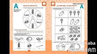 Steluța Literelor - Fise de Educarea limbajului pentru grupa mare 5-6 ani