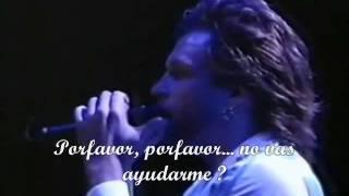 Bon Jovi - Help [Subtitulada en EspañoL]
