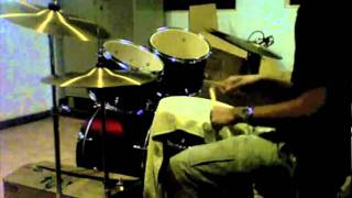Blackwater Park Drum Cover