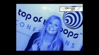 Emma bunton - TOTP SATURDAY - Confession Booth (200304)