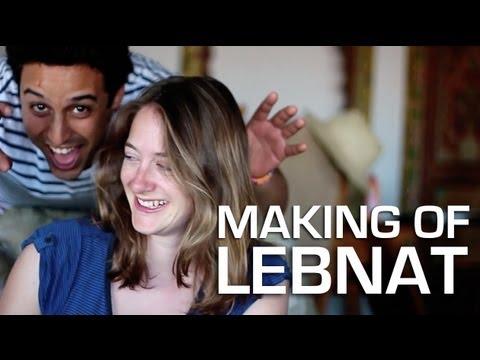LEBNAT - MAKING OF - البنات - كواليس - YASSINE JARRAM