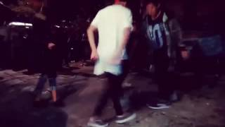 Puro Brigg's ALV! Bailando techno/shuffle