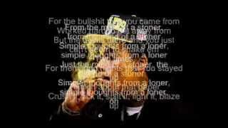 Machine Gun Kelly - Mind Of A Stoner ft. Wiz Khalifa (Lyrics)