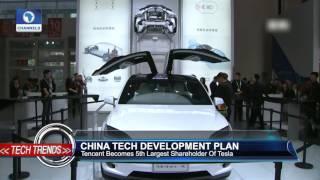 Tech Trends: Examining China Tech Development Plan