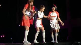 Running Man Live in Malaysia 2017 - Cheer Up - Kwang Soo, Ji Hyo & Seok Jin