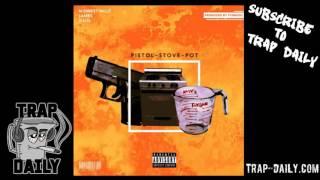 Midwest Millz ft Lamb$ & GUN - Pistol Stove Pot [Prod by F12]