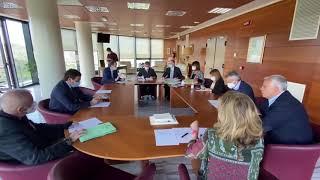 REGIONE, SPIRLI': IN ARRIVO 4 OSPEDALI DA CAMPO IN CALABRIA