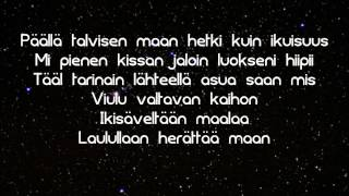 Taikatalvi - Nightwish - Lyrics