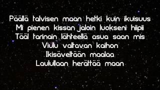Taikatalvi - Nightwish - Lyrics