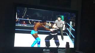 WWE SVR 2010 - Jeff Hardy vs Kofi Kingston