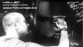 HOLLEN (SAVED/BITTEN/PROSPECT RECORDS) Sunday*13-October 2013