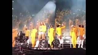 Beyoncé - suck on my balls/sorry at Coachella