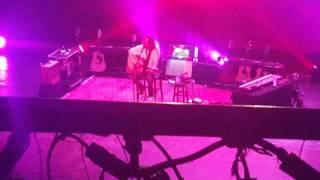 "Chris Cornell singing Metallica's ""One"" Live"