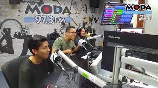 Impro parodia 'La Juguetona' en 'El Show de Carloncho' - Radio Moda