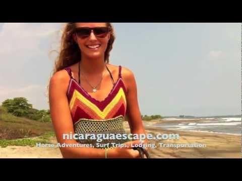 Bodhi's Horses in Nicaragua