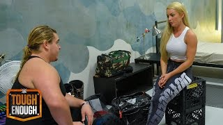 ZZ sees the good in Amanda: WWE Tough Enough, August 18, 2015