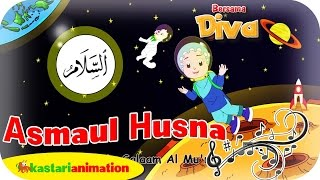 ASMAUL HUSNA  - Lagu Anak Indonesia - HD | Kastari Animation Official