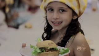"""Evento """"Meu Pequeno Chef"""" - Mundo da mãe e Thais Paes"""