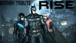 Batman Arkham - Rise (Skillet)