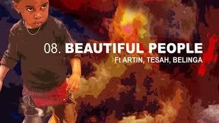 Mun G - Beautiful People (feat. Artin, Tesah & Belinga)
