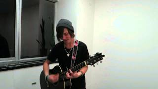 Acoustic Cover: Kick Me - Sleeping With Sirens