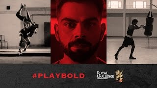 Made of Bold by Royal Challenge Sports Drink
